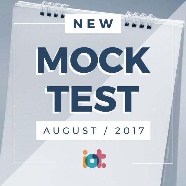 IELTS Mock Test 2017 - August Reading Practice Test 2