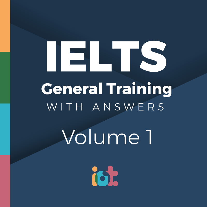 IELTS General Training Volume 1