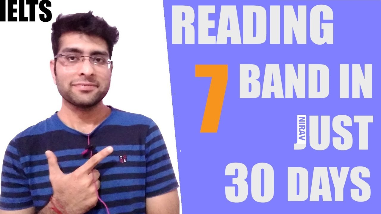 IELTS Case Study – Band 7 in Just 1 Month