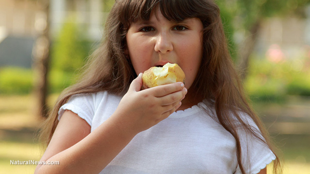 Recent Exam Question IELTS Writing Task 2: Overweight children in western society