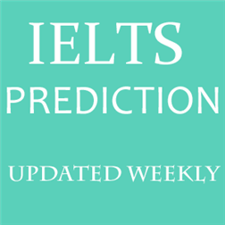 IELTS Prediction in April-May-June 2018