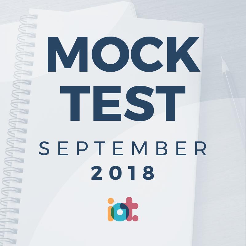 IELTS Mock Test 2018 - September Reading Practice Test 2