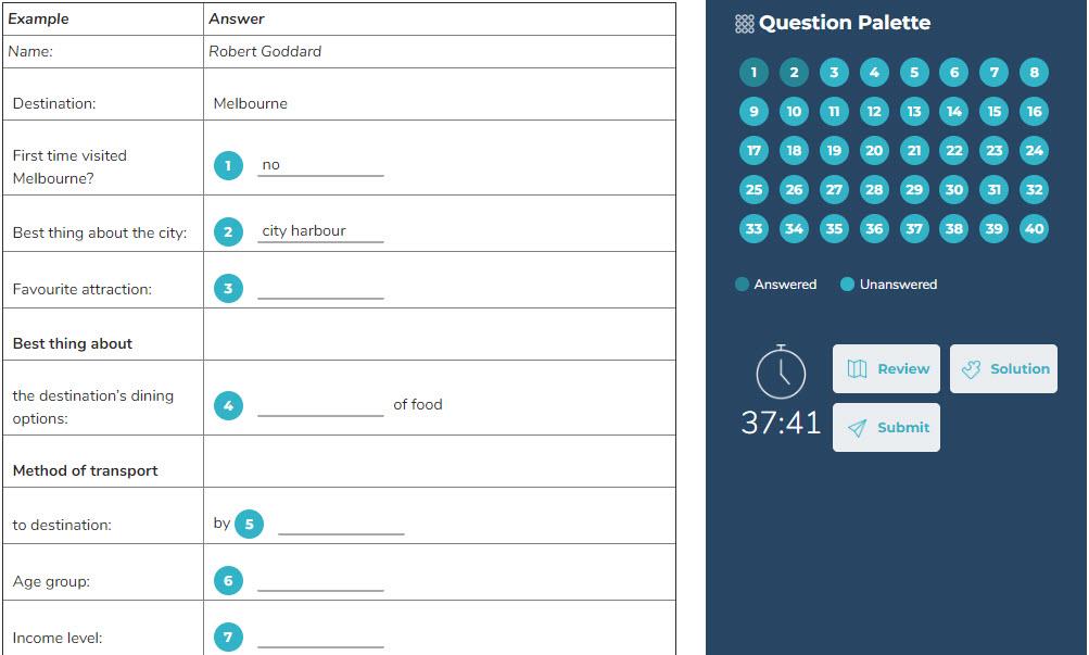 IELTS Online Practice Tests FREE | IELTS Online Tests | IELTS Online