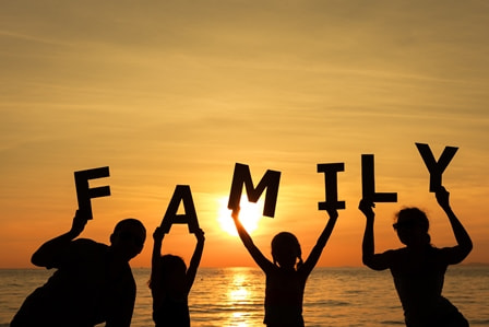 Collocations about Family