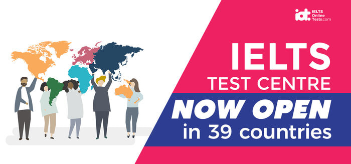 IELTS testing resumes in 39 countries