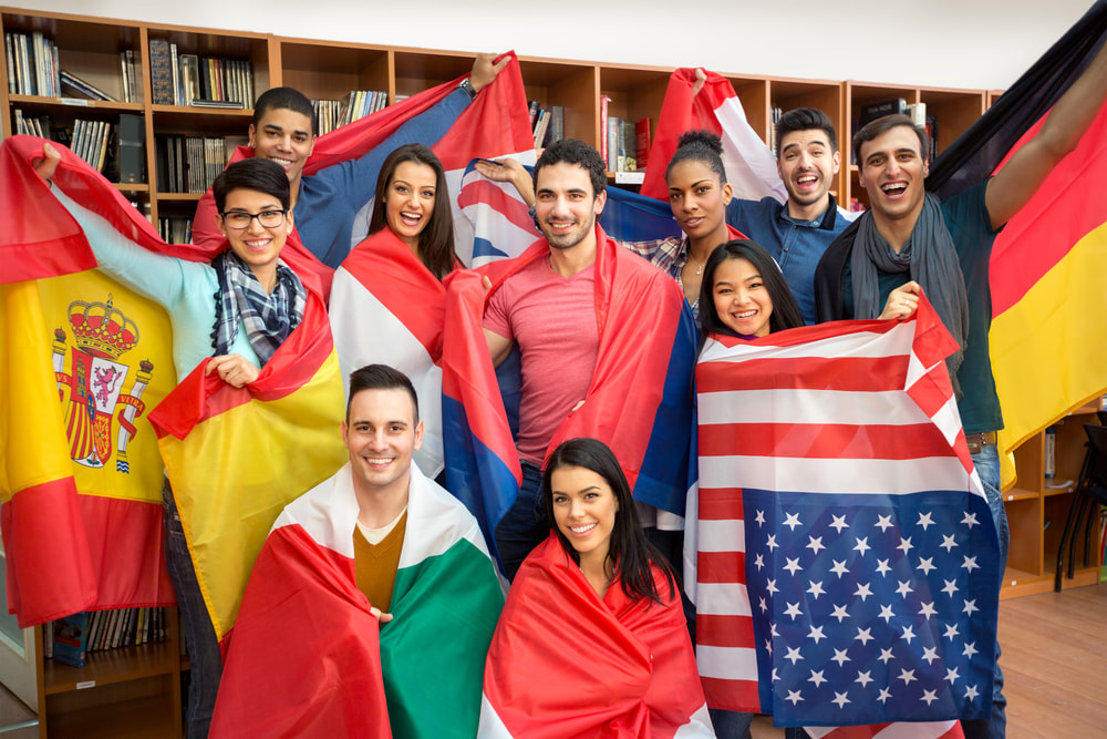 International student exchange (Corrected essay)