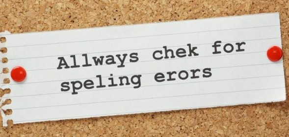 Common spelling mistakes made in IELTS