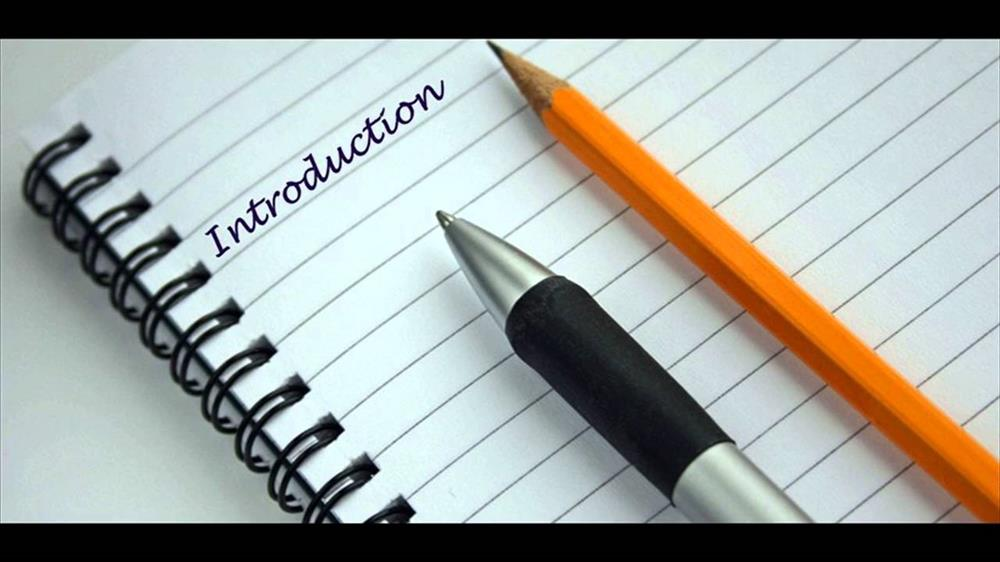 How to Write Introduction for Writing Task 1