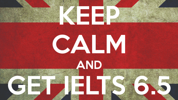 How to get IELTS 6.5?