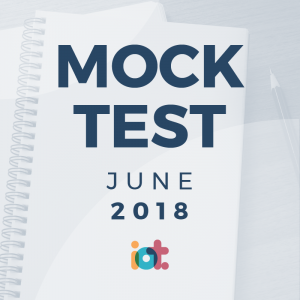 IELTS Mock Test 2018 - June