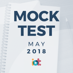 IELTS Mock Test 2018 - May