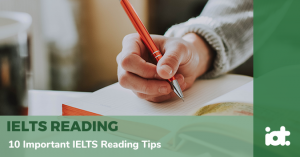 IELTS reading practice test in 2018