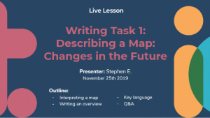 Describing Maps: Changes in the Future