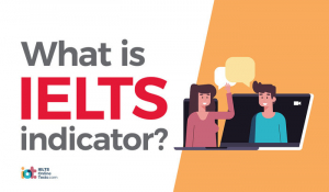 What is IELTS indicator?