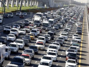 Traffic and accommodation problems
