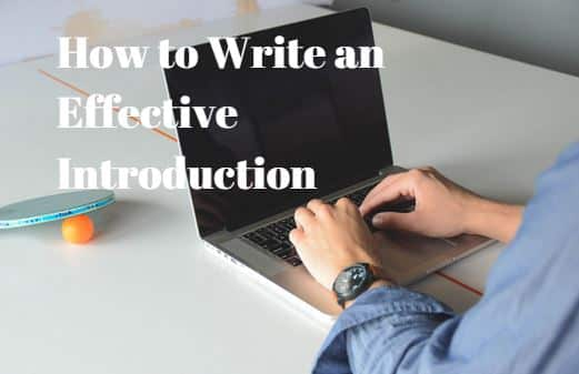 How to write a Task 2 introduction